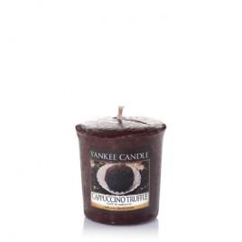 """cappuccino truffle"" Yankee Candle Sampler Mum"