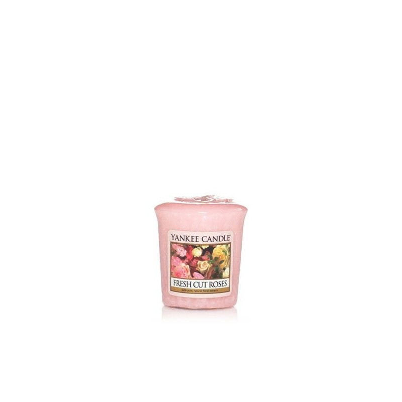 """fresh cut roses"" Yankee Candle Sampler Mum 1038348E"