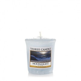 """moonlight"" Yankee Candle Sampler Mum"