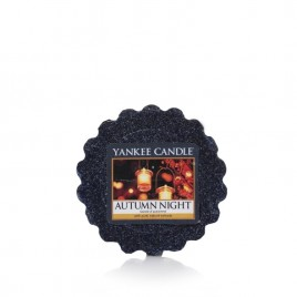 """autumn night"" Yankee Candle Tart Mum"