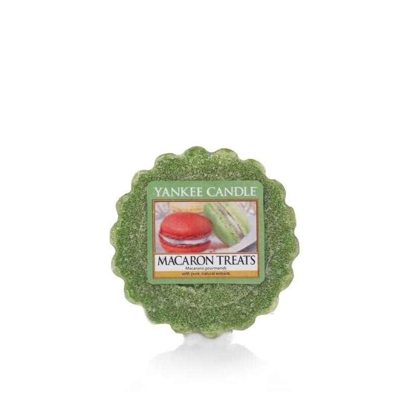 """macaron treats"" Yankee Candle Tart Mum 1521055E"