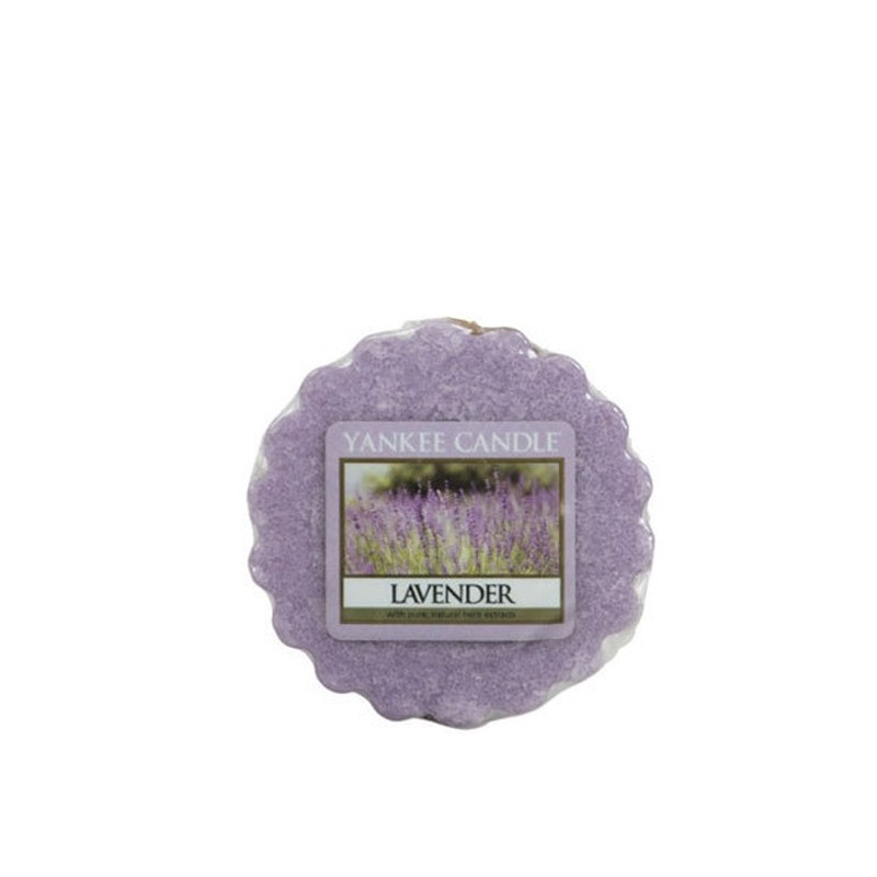 """lavender"" Yankee Candle Tart Mum 1043462E"