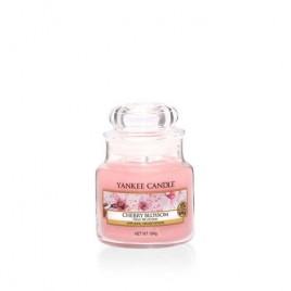 """cherry blossom"" Yankee Candle Küçük Boy Kavanoz Mum"