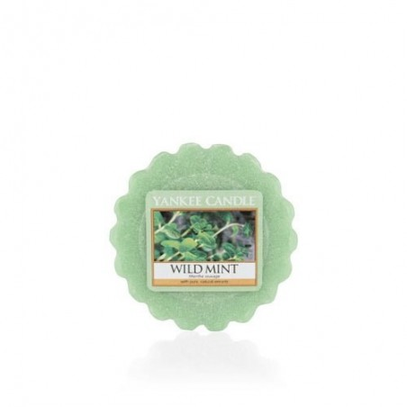 """wild mint"" Yankee Candle Tart Mum 1542821E"