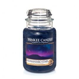 """""""kilimanjaro stars"""" Yankee Candle Büyük Boy Kavanoz Mum"""