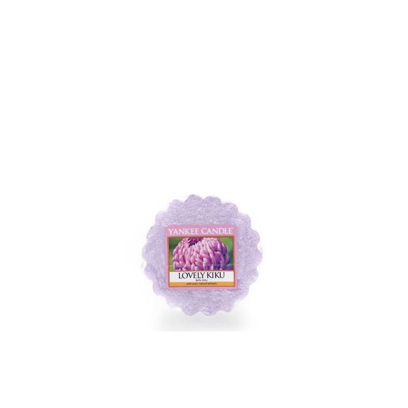 """""""lovely kiku"""" Yankee Candle Tart Mum 1302662E"""