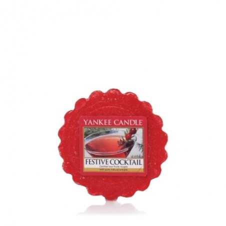 "Yankee Candle ""festive cocktail"" tart mum"