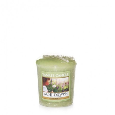 """a child's wish"" Yankee Candle Sampler Mum"