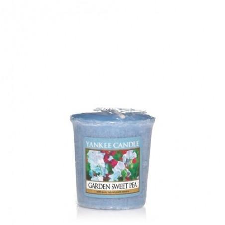 """garden sweet pea"" Yankee Candle Sampler Mum"