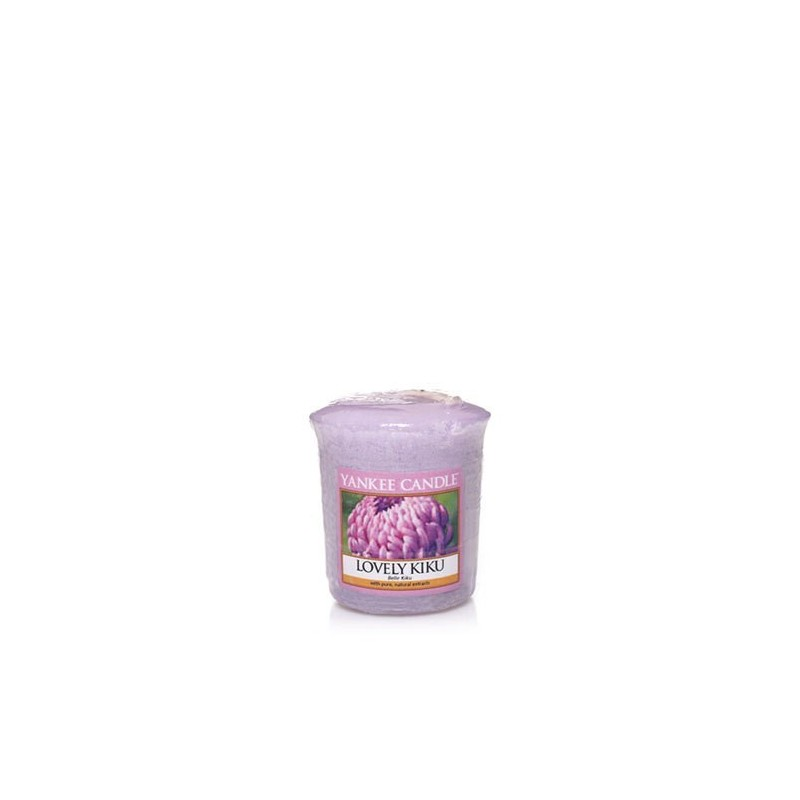 """lovely kiku"" Yankee Candle Sampler Mum 1302661E"