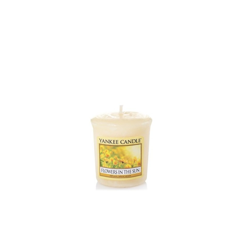 """flowers in the sun"" Yankee Candle Sampler Mum 1351661E"