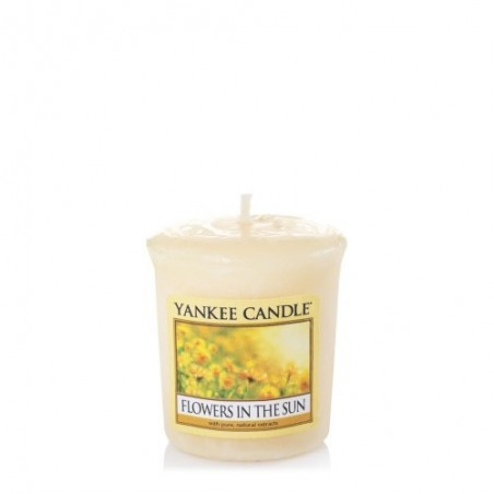 """flowers in the sun"" Yankee Candle Sampler Mum"