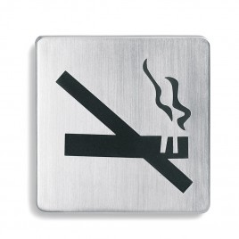 blomus sigara içilmez kapı sembolü kare