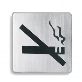 blomus sigara içilmez kapı sembol kare