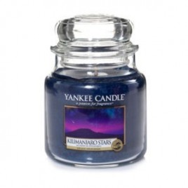 "Yankee Candle ""kilimanjaro stars"" Orta Boy Kavanoz Mum"