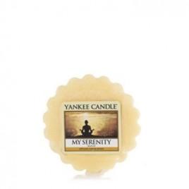 """""""my serenity"""" Yankee Candle Tart Mum"""
