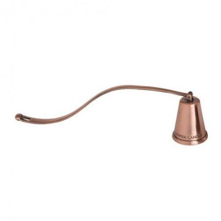 yankee candle 'bronz' mum söndürücü
