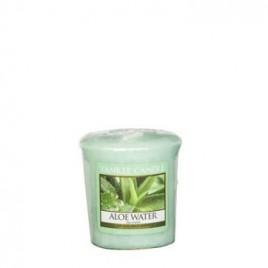 """""""aleo water"""" Yankee Candle Sampler Mum"""