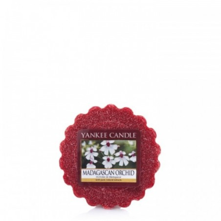 "Yankee Candle ""madagascan orchid"" Tart Mum"