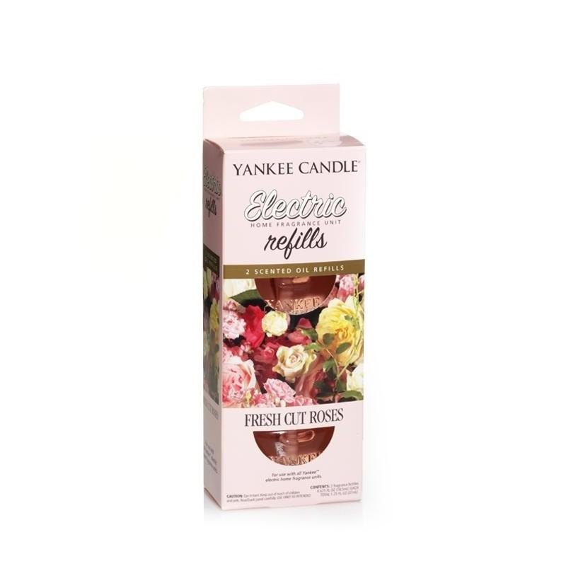 'fresh cut roses' Yankee Candle Oda Kokusu Yedeği