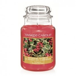 "Yankee Candle ""Hollyberry"""