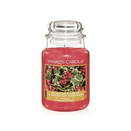 """Yankee Candle """"Hollyberry"""""""