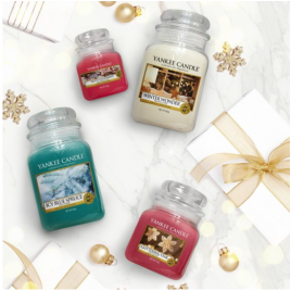 """Yankee Candle """"Icy Blue Spruce"""""""