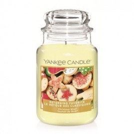 "Yankee Candle ""Christmas Wish"""