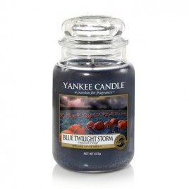 "Yankee Candle ""Blue Twilight Storm"""