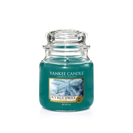 "Yankee Candle ""Icy Blue Spruce"""