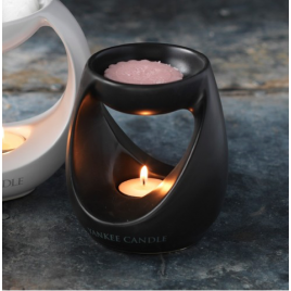 Yankee Candle turning stone-tart için-beyaz