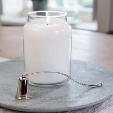 yankee candle silver mum söndürücü