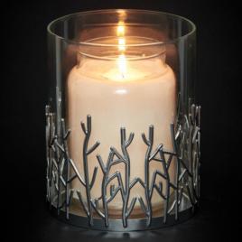Yankee Candle forest glow kavanoz mum aksesuar