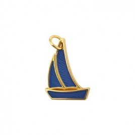 Yankee Candle Sailboat Charm