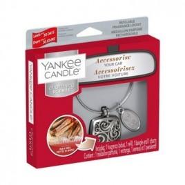 Yankee Candle Sparkling Cinnamon & Kare-Kilitli Madalyon