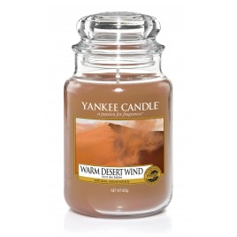 Yankee Candle Warm Desert Wind