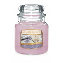 Yankee Candle Honey Lavender Gelato