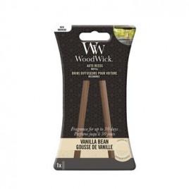 Wood Wick Vanilla bean oto yedek koku
