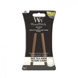Wood Wick White Tea & Jasmine oto yedek koku