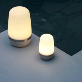 blomus   Mobil LED Dış Mekan Lambası · Large · Ay Işığı - RUH · 66065 - guruhomestore (TR)