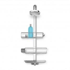 simplehuman | ayarlanabilir duş rafı LARGE ++PLUS