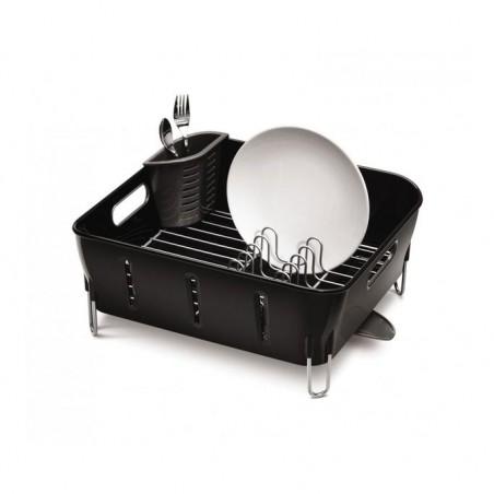 simplehuman-plastik-compact- bulaşıklık-siyah-KT1105_1
