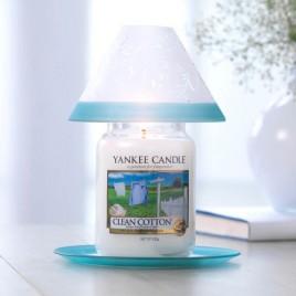 yankee candle | Clean Cotton Büyük Mum