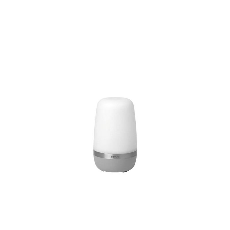 blomus | Mobil LED Dış Mekan Lambası · Small · Platin Gri · RUH · 66060 - guruhomestore (TR)