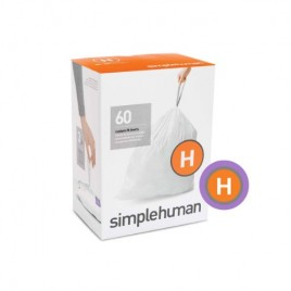 simplehuman   H · 30-35L Çöp Poşeti - 60 Adet · CW0258 - guruhomestore (TR)