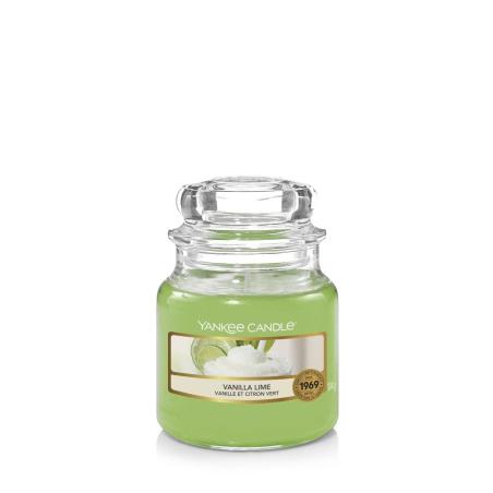 Yankee Candle    Vanilla Lime · Küçük Boy - Kavanoz Mum