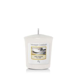 Yankee Candle   Baby Powder · Sampler Mum · 1038414E - guruhomestore (TR)
