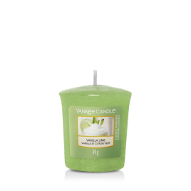 Yankee Candle   Vanilla Lime · Sampler Mum · 1107081E - guruhomestore (TR)