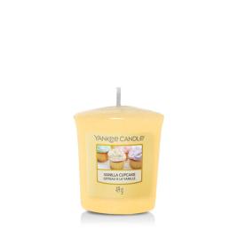 Yankee Candle | Vanilla Cupcake · Sampler Mum · 1093714E - guruhomestore (TR)