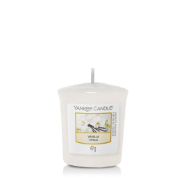 Yankee Candle | Vanilla · Sampler Mum · 1507746E - guruhomestore (TR)